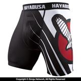 Hayabusa Recast Compression Shorts - Black